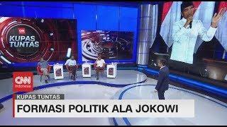 100 Hari Jokowi-Ma'ruf: Formasi Politik Ala Jokowi  #KupasTuntas
