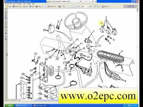 daewoo g30s forklift service manual