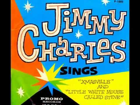 Jimmy Charles - CHRISTMASVILLE, U.S.A.  (Christmas)  (1960)