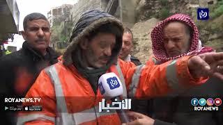 """أيام """"المستقرضات"""" تعري البنية التحتية في عمّان وتكشف سوء الاستعدادات - (28-2-2019)"""