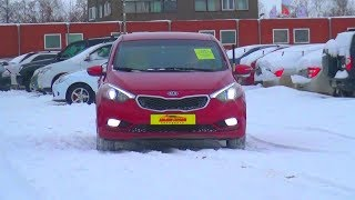 2013 Kia Cerato 1.6 At. Улетный Седан!!! Обзор (Интерьер, Экстерьер, Двигатель).