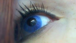 Revue n°6 : Lentille contact couleur BASIC BLUE