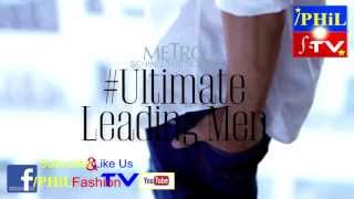 METRO Magazine Philippines - JULY 2013: ULTIMATE LEADING MEN Thumbnail