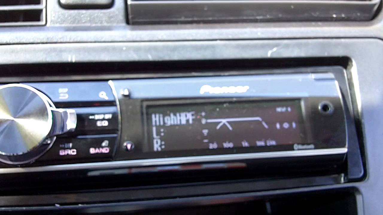 pioneer deh 80prs headunit first look youtube. Black Bedroom Furniture Sets. Home Design Ideas