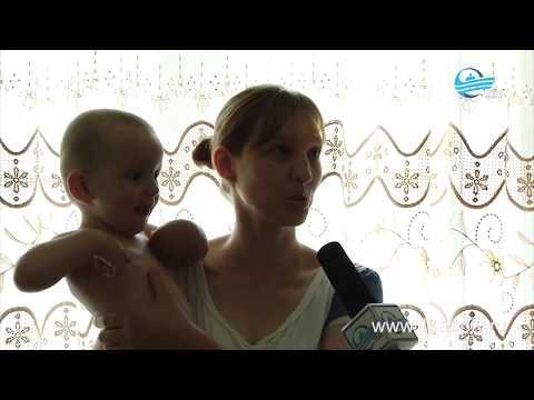 И вновь в Каспийске  шокирующий случай падения ребенка из окна многоэтажки