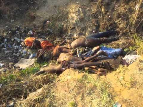 Malakal & Bentiu Genocide By Riek Machar