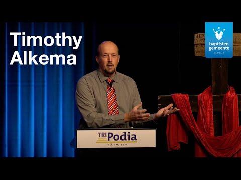 10-01 Eredienst - Timothy Alkema (preek)