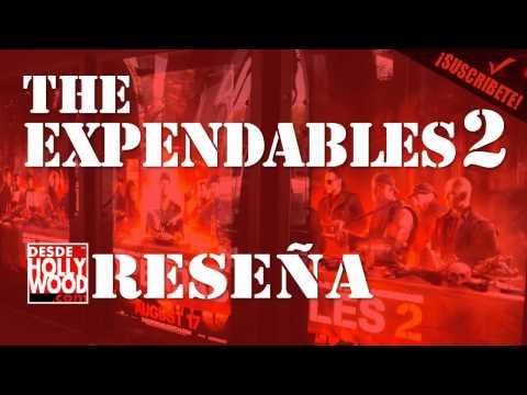 Reseña Crítica de The Expendables 2 (Los Indestructibles / Mercenarios 2) Review en Español