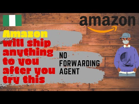 Amazon Nigeria -Dose Amazon ship to Nigeria? How to ship from Amazon to Nigeria no 3rd-party