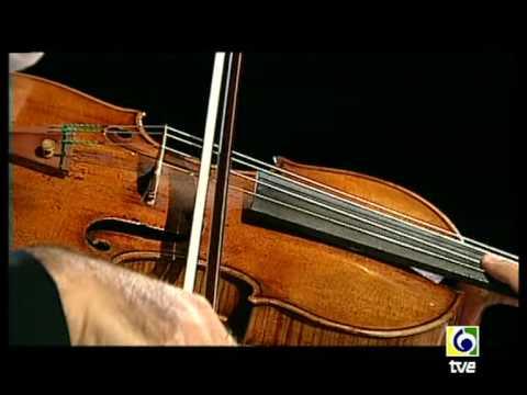 Leonidas Kavakos and Enrico Pace playing Beethoven Violin Sonata No.6, Op.30 No.1 (3 of 3)