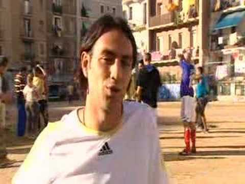 Adidas interview with Alessandro Nesta