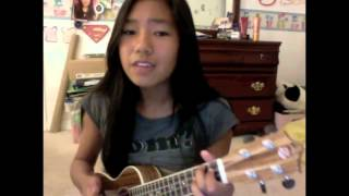 Live While We're Young - 1D (Ukulele Cover)