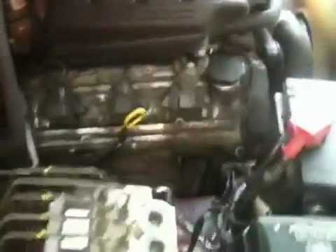 2003 Isuzu Rodeo 4x4 3 2l V6 Auto Motor Noise Youtube