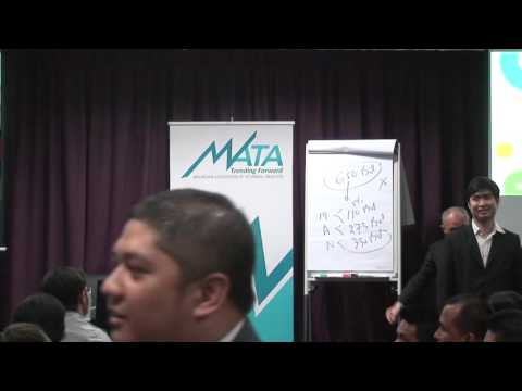MATA 2016 Outlook Q & A Session: Technical Analysis Summary