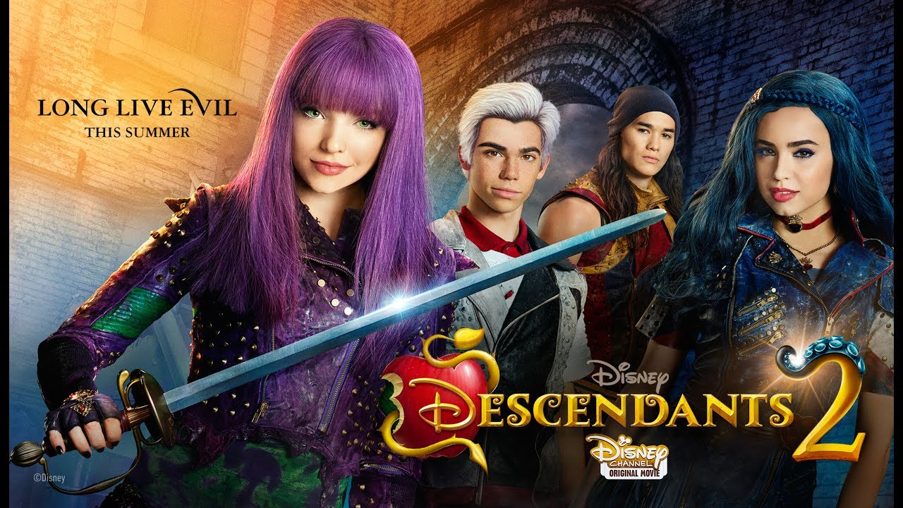Descendants 2  Trke Altyazl  Fragman - Youtube-1735
