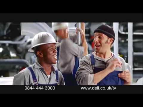 Dell Lollipop 'Treats' Advertisement Commercial HD