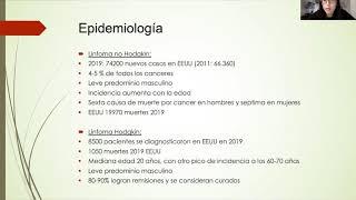 Linfomas: diagnóstico y tratamientos - Dra Mariana Gil