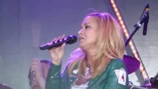 Anastacia Everything Burns Live Open Air Kino Gießen 15 07 16