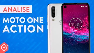 MOTO ONE ACTION vale a pena? Análise / Review Completo