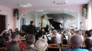 "К.Хачатурян, танец из бал. ""Чиполлино"", оркестр нар.инстр. ""Лявониха"""