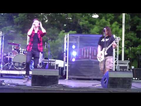 Youthoria - Times are Changing (original song) at Jamesville Balloon Fest 6/25/16