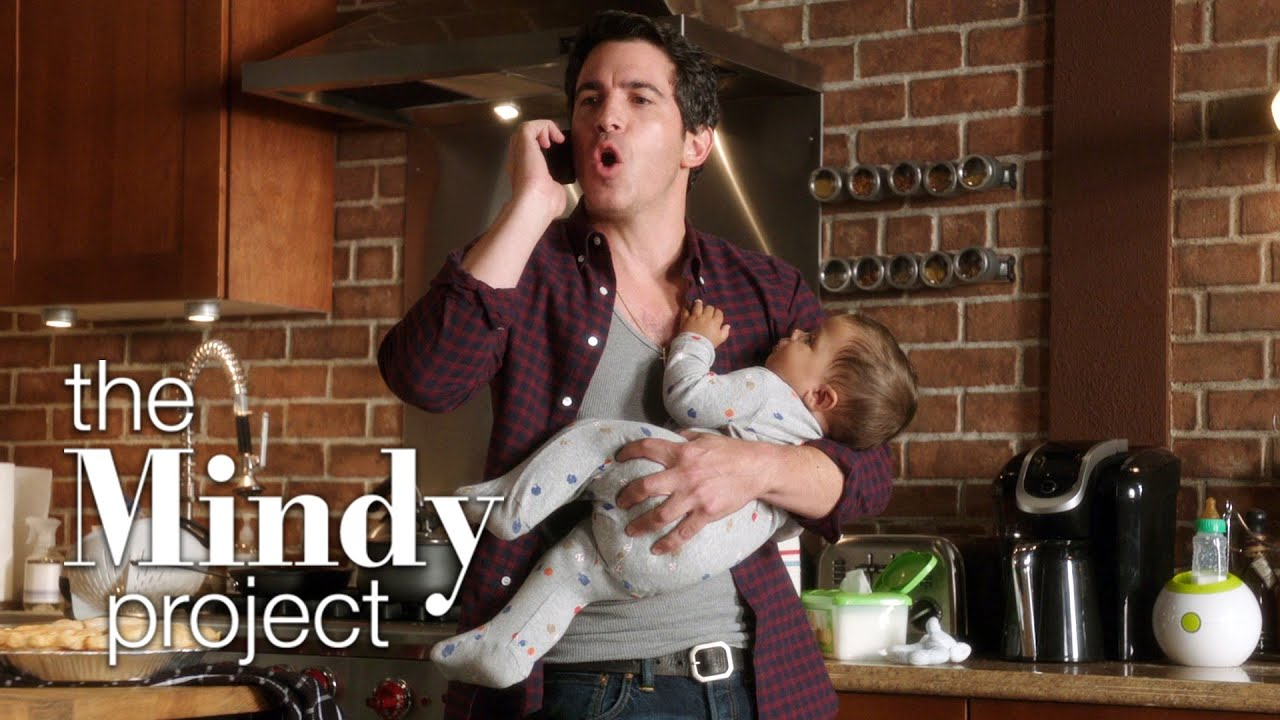 Download Danny Thinks He's a Better Parent - The Mindy Project