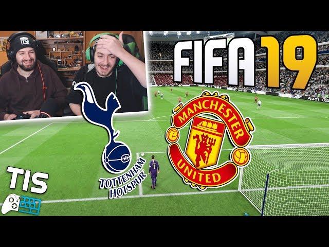 Σπιρούνια vs Κόκκινοι Διάβολοι! - FIFA 19   TechItSerious