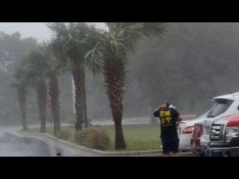 Pensacola was spared from Hurricane Michael: Ashton Hayward