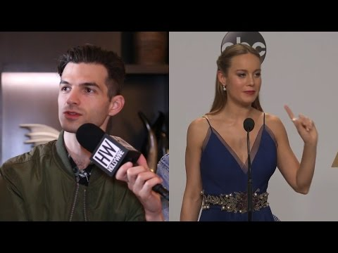 Brie Larson's Boyfriend Alex Greenwald Gushes Over Her Oscar Win! | Hollywire Mp3
