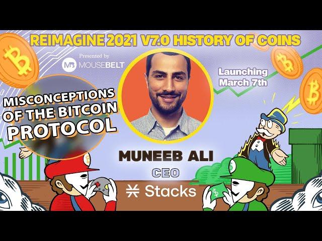 Bitcoins Full Potential | Muneeb Ali - Stacks | REIMAGINE v7.0 #15