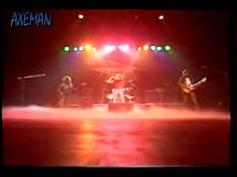 Vandenberg - Burning Heart (Official Music Video in Stereo)