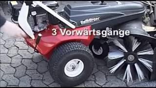 Schnee-Kehrmaschine Tielbürger TK 48 Professional Honda