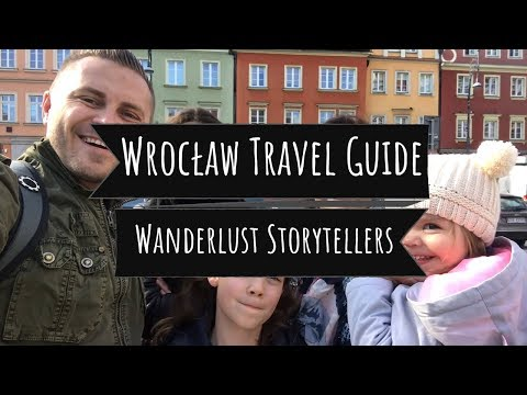 Top Things to do in Wroclaw, Poland [Walking Tour, Dwarfs & More!]