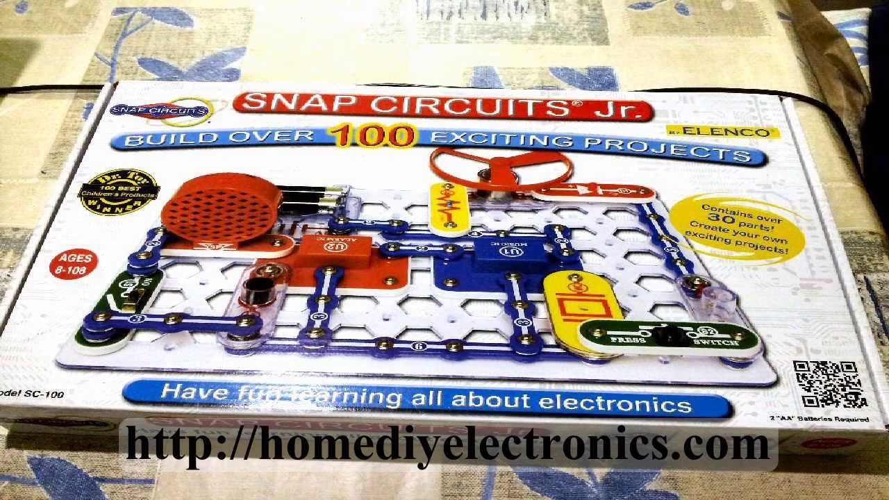 electronic kits for kids youtube rh youtube com