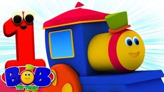 Numbers Train | Preschool Learning Videos for Kids | Bob The Train Cartoons