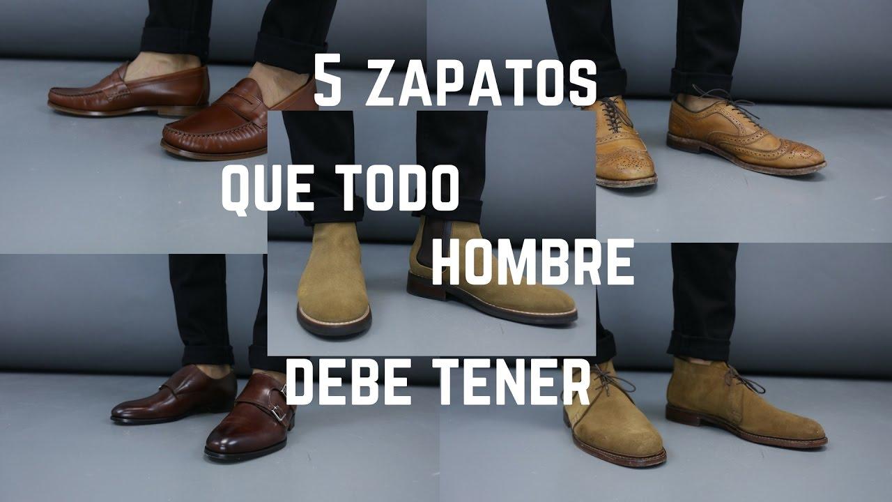 Tener Zapatos Hombre Que Debe De Todo 5 34RLqj5A