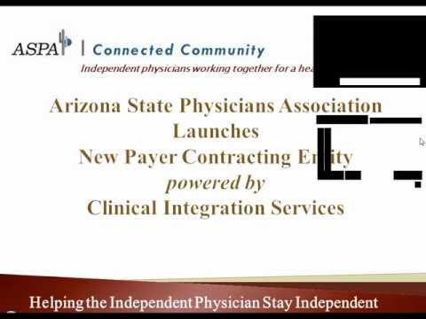 ASPA Announces Major New Initiative (Feb 28, 2013)