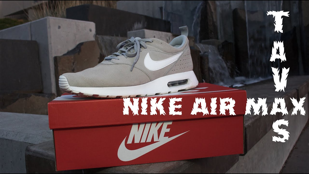 best sneakers 913f0 b516f ... cheapest wolf grey nike air max tavas review 3 outfits 37fb9 ab0de