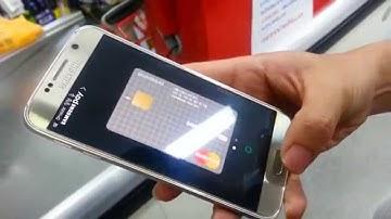 삼성페이로 결제하기 how to pay with Samsung Pay (삼성페이 사용후기)