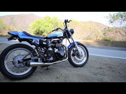 Bonneville Performance Triumph Street Tracker