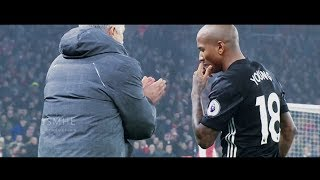 Ashley Young - On Form On Fire - Manchester United 20172018