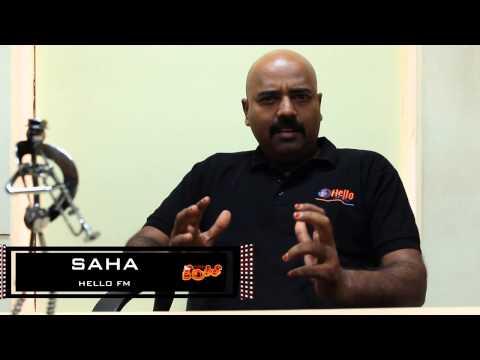 DIARY SAHA Speaks about TUCKER TRICHY