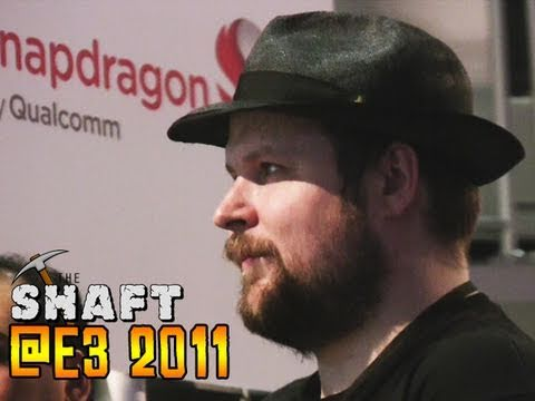 The Shaft @ E3 2011 - After Hours Mixer With Mojang