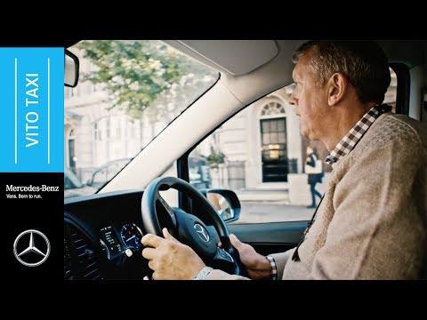 Mercedes-Benz Euro 6 Vito Taxi: Driver Comfort