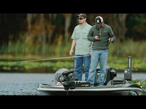 Real Anglers Try Minn Kota Ultrex: Spot-Lock