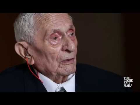 104-year-old veteran has been reciting In Flanders Fields for 50 years