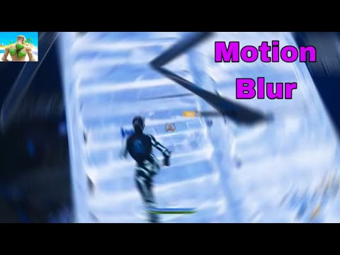 How To Get RSMB/Motion Blur On SHAREFACTORY | Fortnite PS4