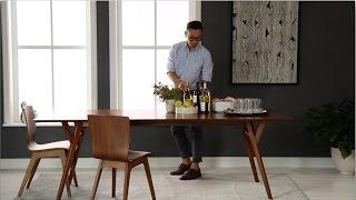 Choose Mid-Century Dining Furniture west elm