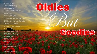 Sweet Memories Love Songs 50's 60's 70's Collection  🍂 Golden Oldies But Goodies Songs