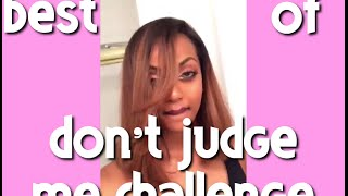 DON'T JUDGE ME CHALLENGE - BEST OF SEXY GIRLS